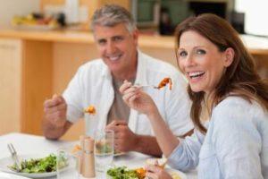 alimentazione uomo donna